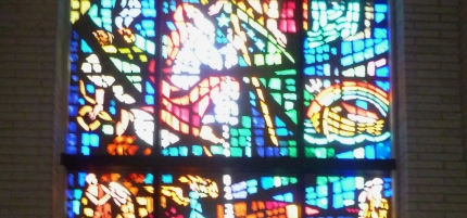 Covenant of Life window